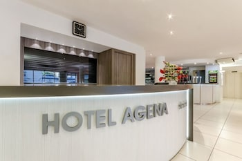 Picture of Hotel Agena in Lourdes