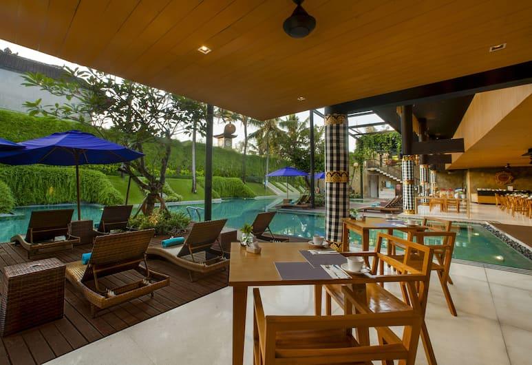 Taum Resort Bali, Seminyak, Teras/Patio