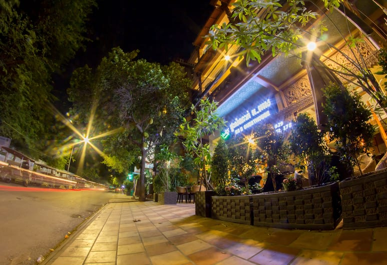 RS II Guesthouse, Phnom Penh, Tuin
