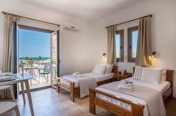 Picture of Sonio Beach Hotel in Platanias