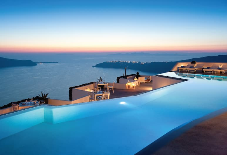 Grace Hotel Santorini, Auberge Resorts Collection, Santorini, Pool