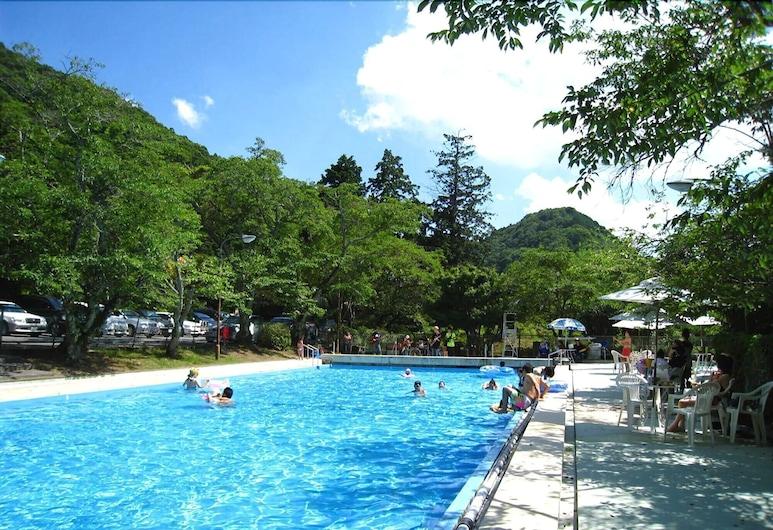 南天奄美溫泉旅館, 河內長野, 室外泳池