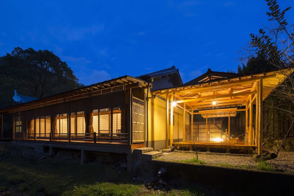 Traditional Suite (with private open air bath) - Bilik Tamu