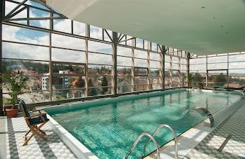 克路治克盧日溫德姆華美達酒店的圖片
