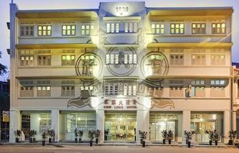 Fotografia do Kam Leng Hotel em Singapura