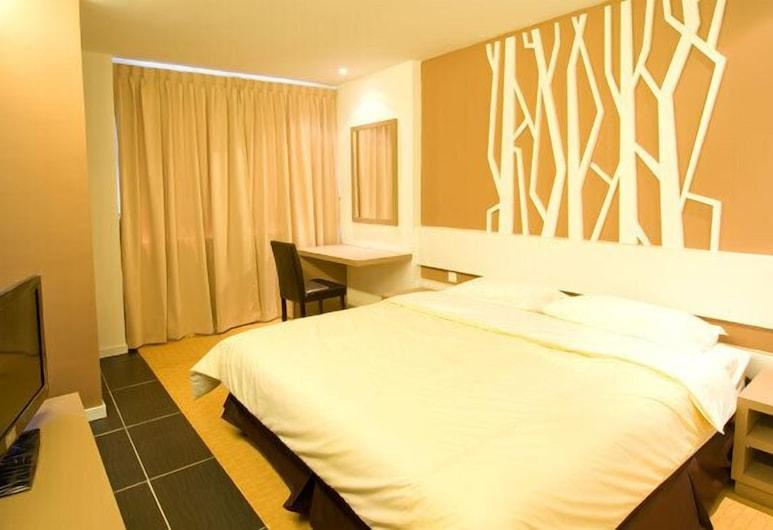 JJ Boutique Hotel Kota Damansara, Petaling Jaya, Svečių kambarys