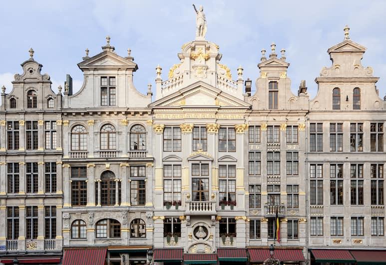 Aparthotel Adagio access Brussels Europe, Brussels, Exterior