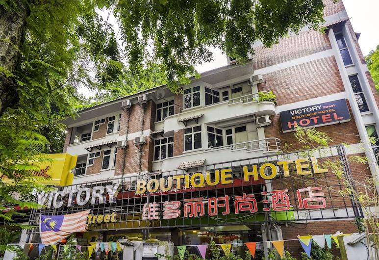維克多街精品飯店, 吉隆坡, 外觀