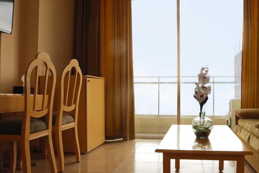 Kamar Single Standar, 1 Tempat Tidur King, pemandangan laut - Area Keluarga