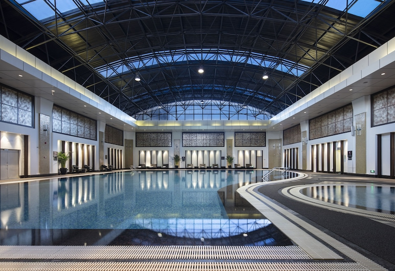 DoubleTree by Hilton Hotel Shenyang, שן-יאנג, חדר אורחים