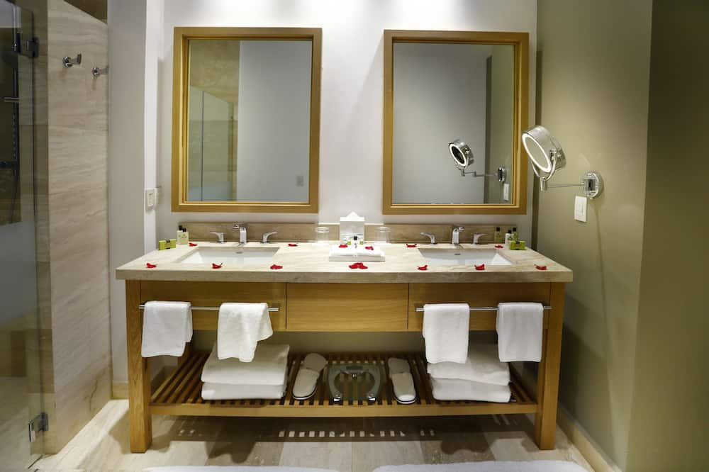 Grand Suite, 1 Double Bed, View (Santa Fe View) - Bathroom