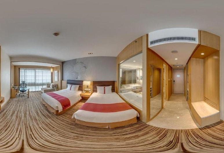 Holiday Inn Shijiazhuang Central, an IHG Hotel, Shijiazhuang, Superior tuba, 2 kahevoodit, suitsetamine lubatud, Tuba