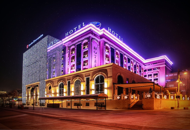 Swiss Diamond Hotel Prishtina, Pristina