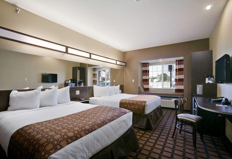 Microtel Inn & Suites by Wyndham Sidney, Sidney, Standard tuba, 2 laia voodit, Tuba