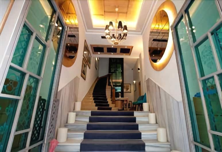 Collage Pera Hotel - Special Class, Istanbul, Escalier