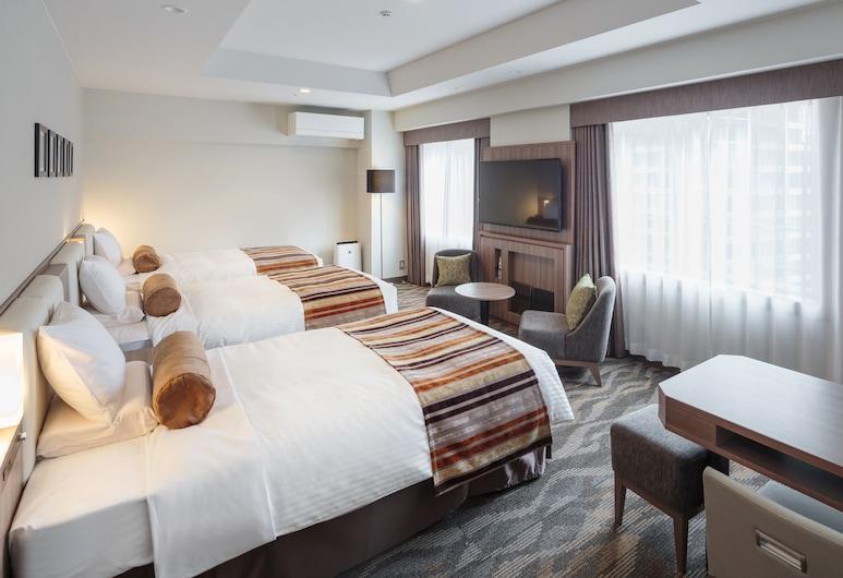 HOTEL MYSTAYS PREMIER Dojima, Osaka, Kamar Triple Deluks, non-smoking, Kamar Tamu