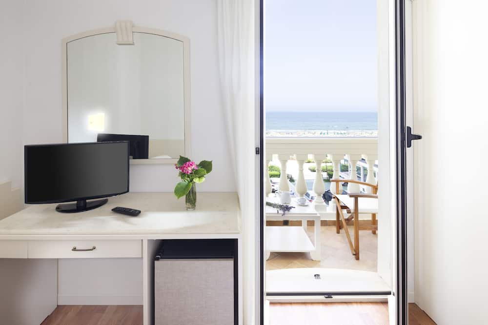 Single Room - View from Hotel