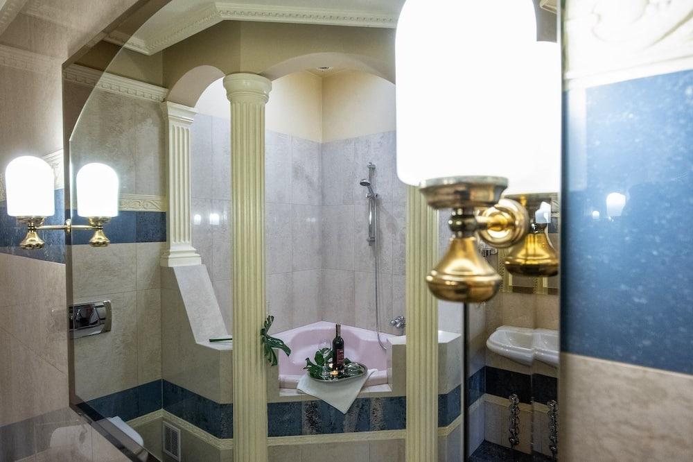 商務開放式套房, 1 間臥室 - 浴室