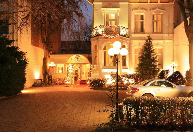 Boulevard Hotel Hamburg, Hamburg, Property Grounds