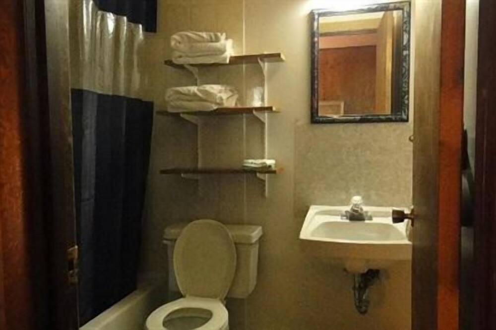 Стандартний номер, 1 двоспальне ліжко - Ванна кімната
