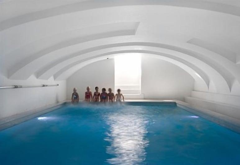 馬斯垂克澤登設計酒店, 馬斯垂克, 室內泳池
