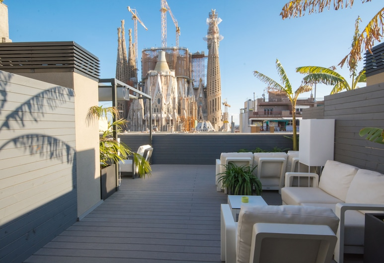 Sensation Sagrada Familia, Barselona