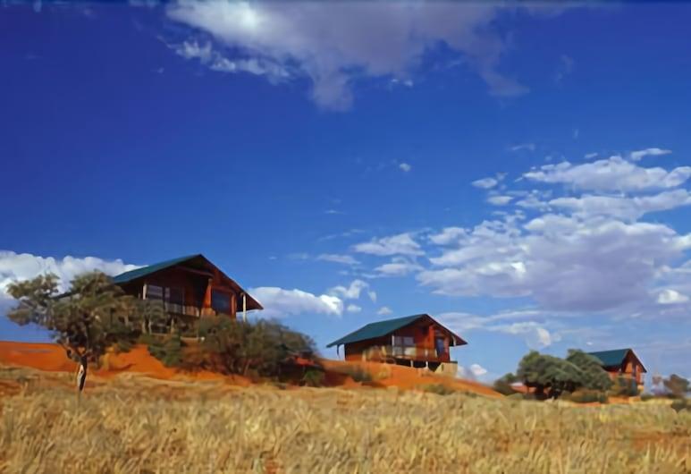 Bagatelle Kalahari Game Ranch, מריינטל, בקתה (Dune), חדר