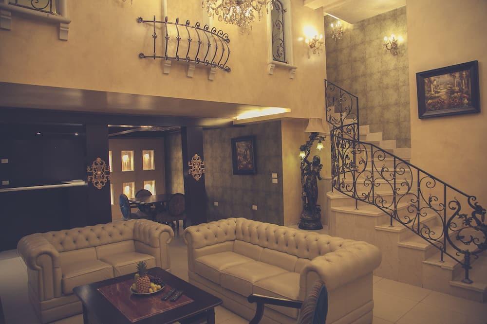 Luxury-Maisonette - Wohnbereich