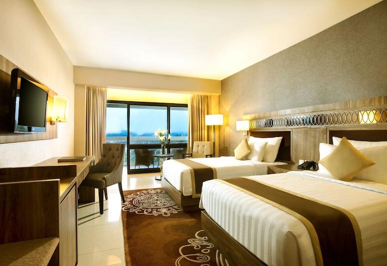 Royal Ambarrukmo Yogyakarta, Yogyakarta, Deluxe Twin Room, Guest Room