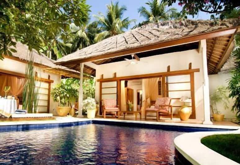 The Watergarden, Manggis, Kul Kul Suite, Guest Room
