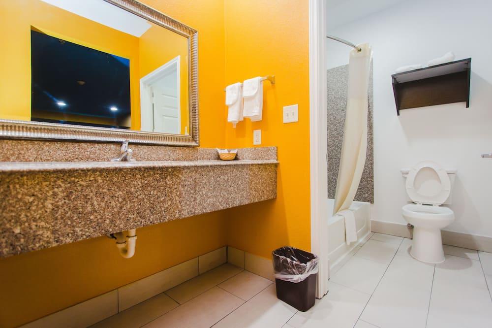 스탠다드룸, 킹사이즈침대 1개 - 욕실