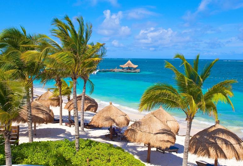 Desire Riviera Maya Pearl Resort All Inclusive- Couples Only, Puerto Morelos, Paplūdimys
