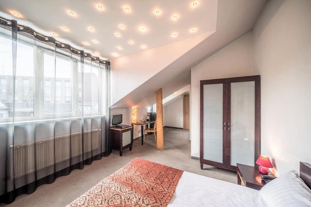 Standard Tek Büyük veya İki Ayrı Yataklı Oda - Oda