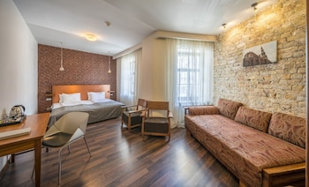 Nuotrauka: Rixwell Terrace Design Hotel, Ryga