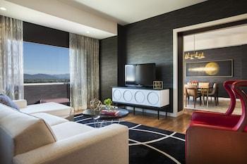 A(z) Kimpton Hotel Palomar Phoenix Cityscape hotel fényképe itt: Phoenix