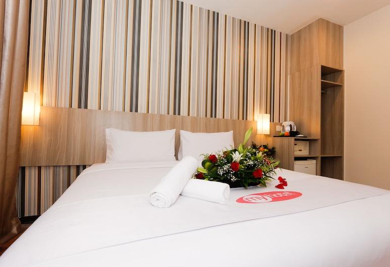 我的酒店 @ 武吉民丹, 吉隆坡, 高級雙人房, 客房