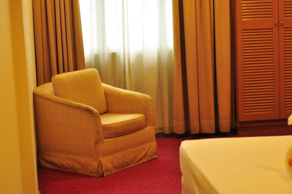 Deluxe-Zimmer - Wohnbereich