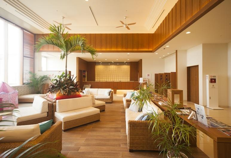 Daiwa Roynet Hotel Naha-Omoromachi, Naha, Rezeption