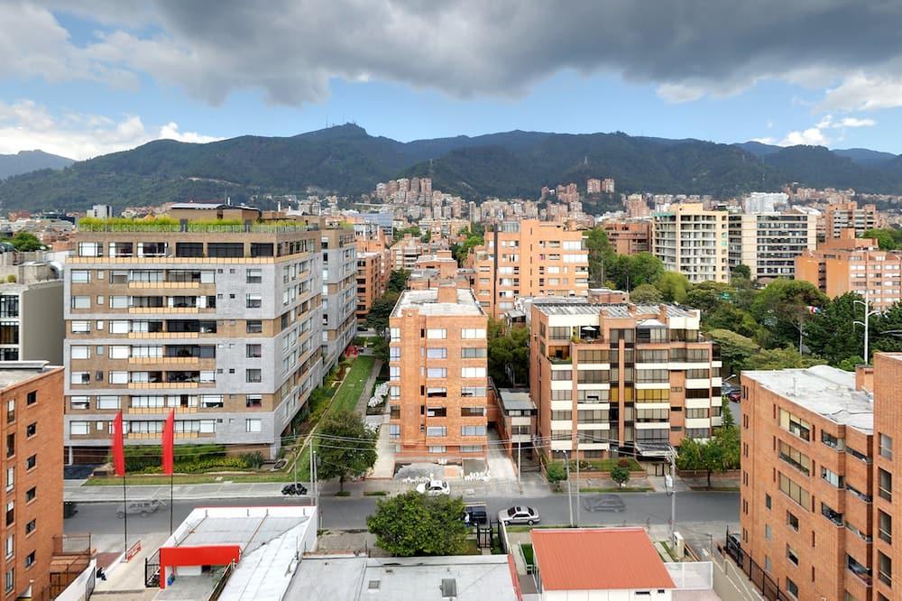 Habitación (Bureau) - Vistas a la montaña