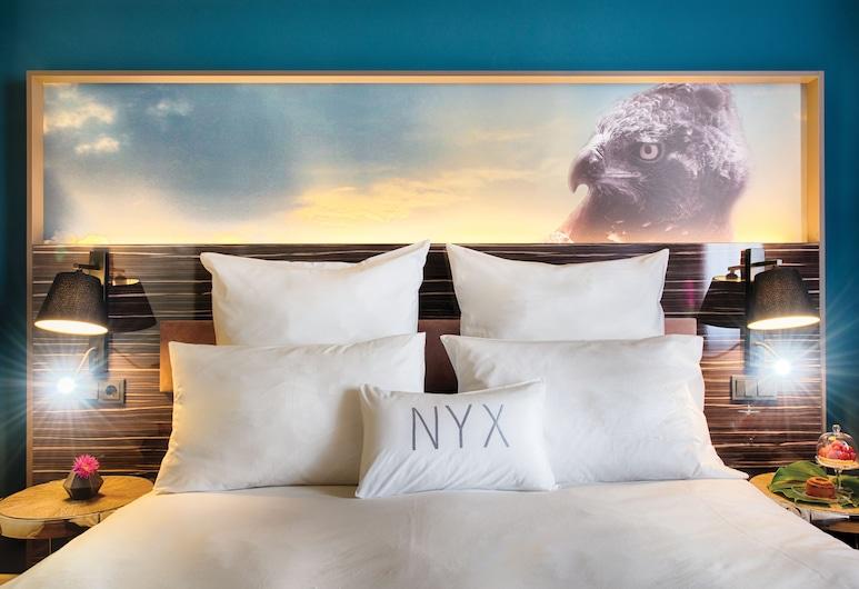 NYX Hotel Mannheim by Leonardo Hotels, Mannheim, Economy Room, Guest Room