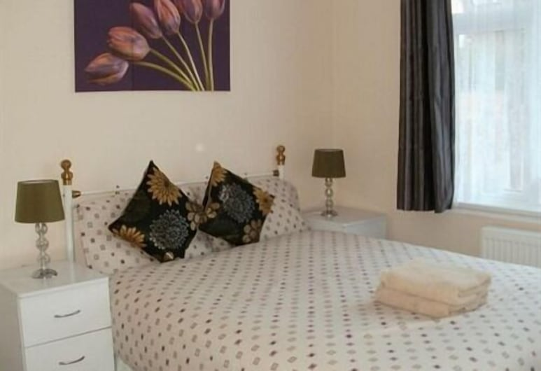 London Heathrow Guesthouse, Slough, Δίκλινο Δωμάτιο (Double), Κοινόχρηστο Μπάνιο, Δωμάτιο επισκεπτών