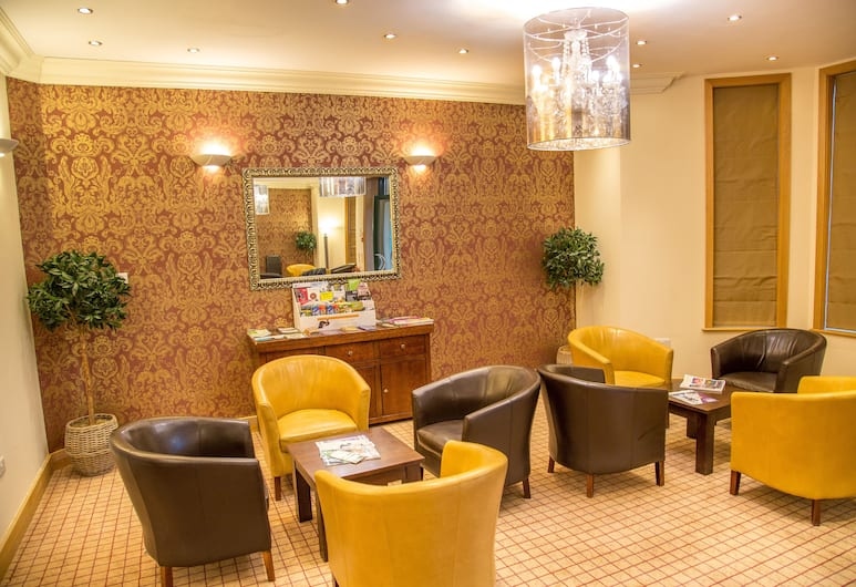 Newcastle Jesmond Hotel, Newcastle-upon-Tyne, Hotel Lounge