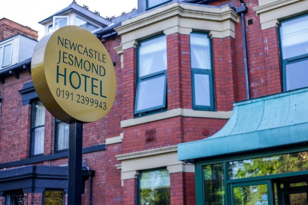 Newcastle Jesmond Hotel Upon Tyne