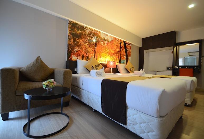 The Heritage Hotels Srinakarin, Bangkok, Superior-værelse, Værelse