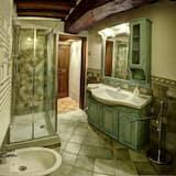 Класичний двомісний номер, 1 спальня, з видом на місто - Ванна кімната