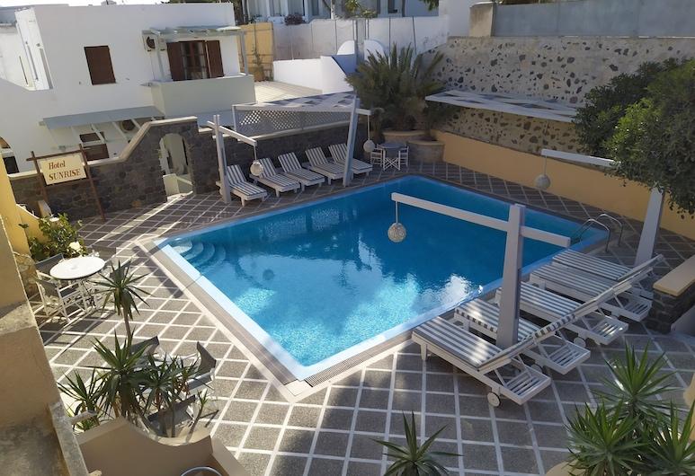 Sunrise Hotel, Santorini