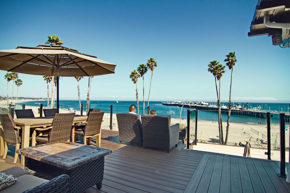 book casablanca on the beach in santa cruz. Black Bedroom Furniture Sets. Home Design Ideas