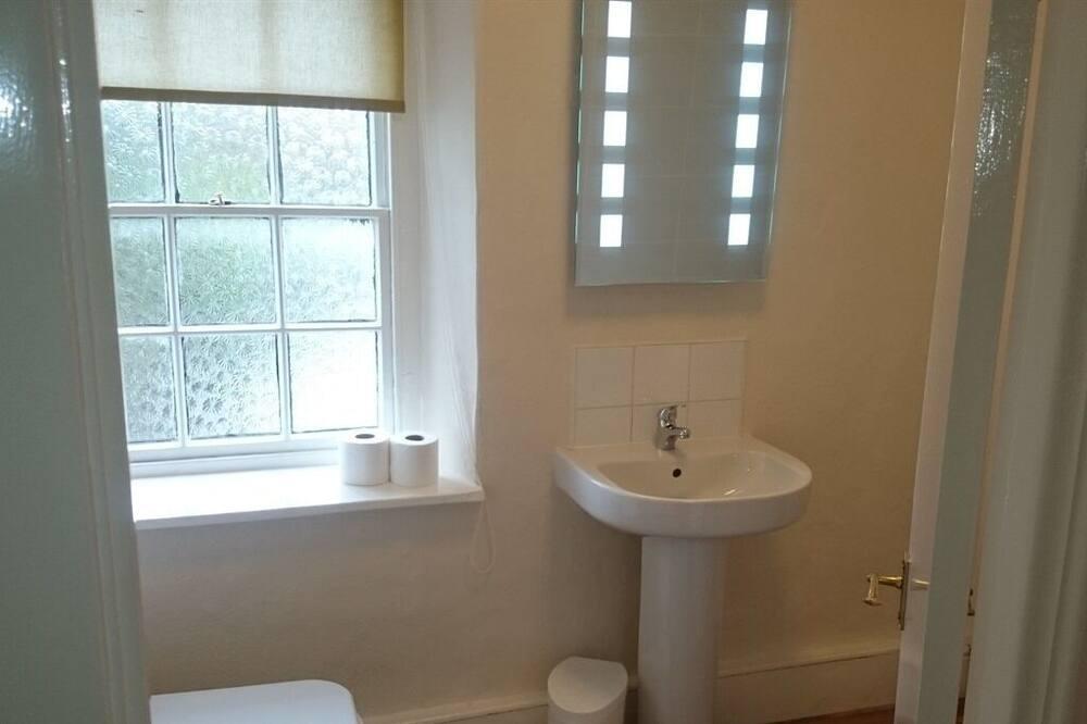 Phòng Suite phong cách cổ điển, Có phòng tắm riêng (Room 1) - Phòng tắm