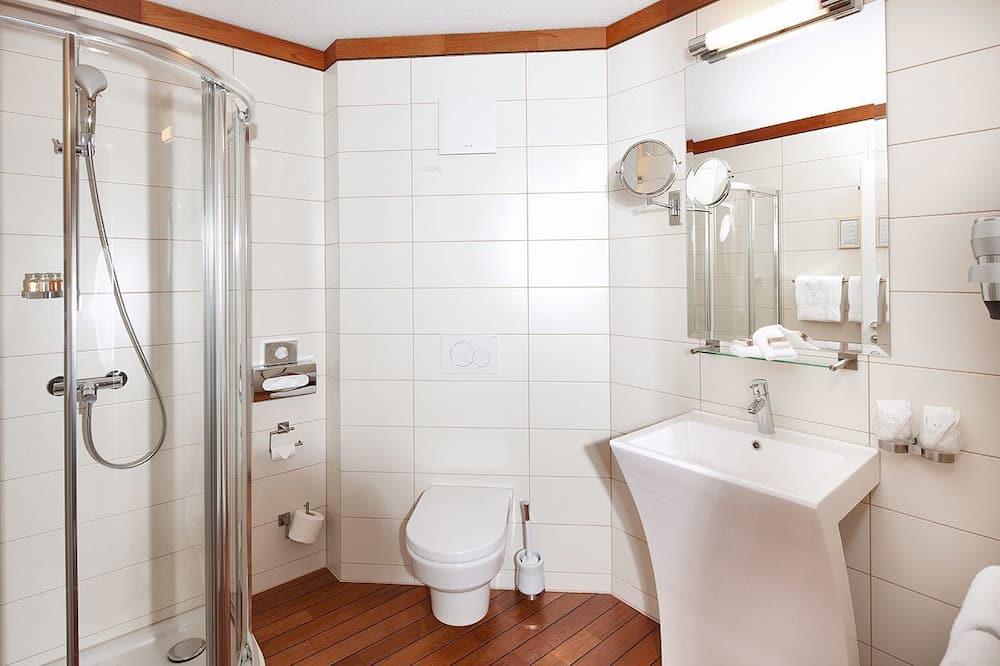Superior - yhden hengen huone - Kylpyhuone