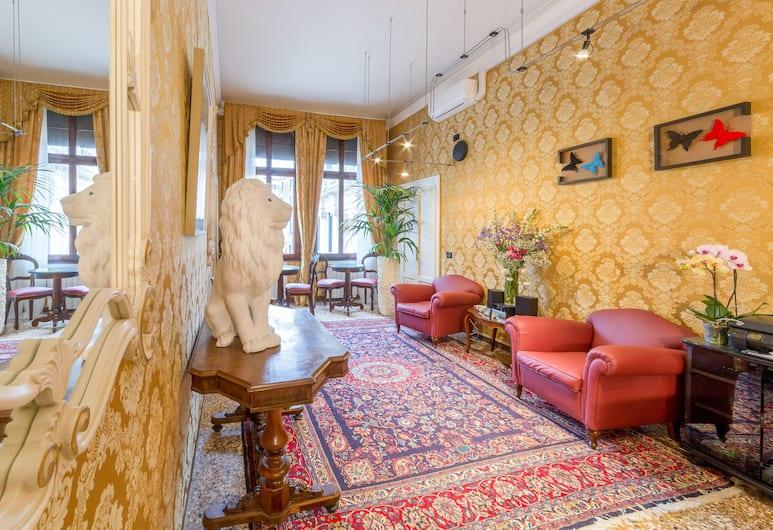Friendly Venice Suites, Venezia, Reception
